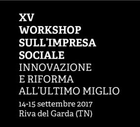 Innovazione sociale, idee e strategie: WIS – Workshop Impresa Sociale
