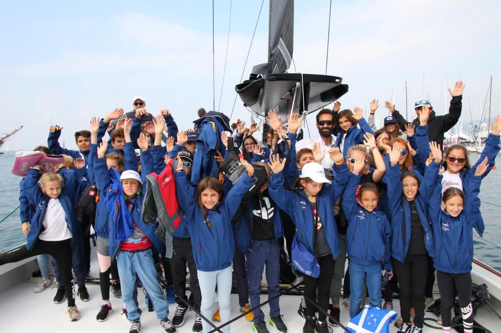 Rinnovata la collaborazione tra la Fondazione Pietro Pittini e il team di Furio Benussi per la Barcolana 2019
